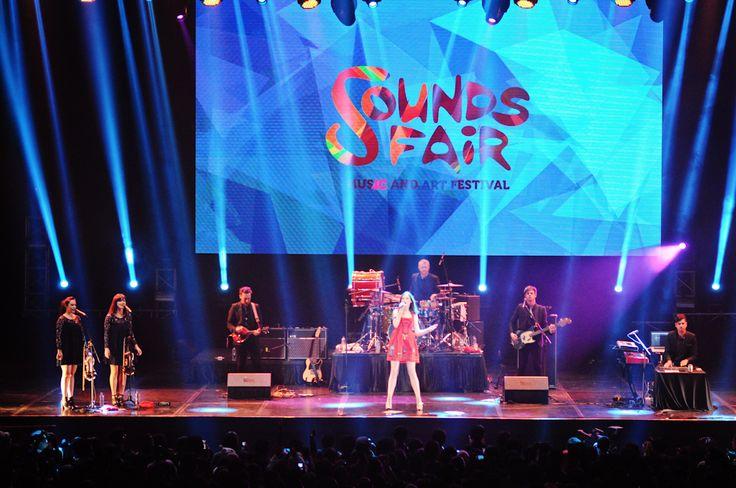 Sophie Ellis-Bextor at Soundsfair 2014