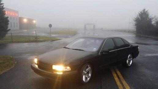 96 Chevy Impala SS-http://mrimpalasautoparts.com