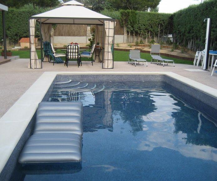 las 25 mejores ideas sobre escalera piscina en pinterest