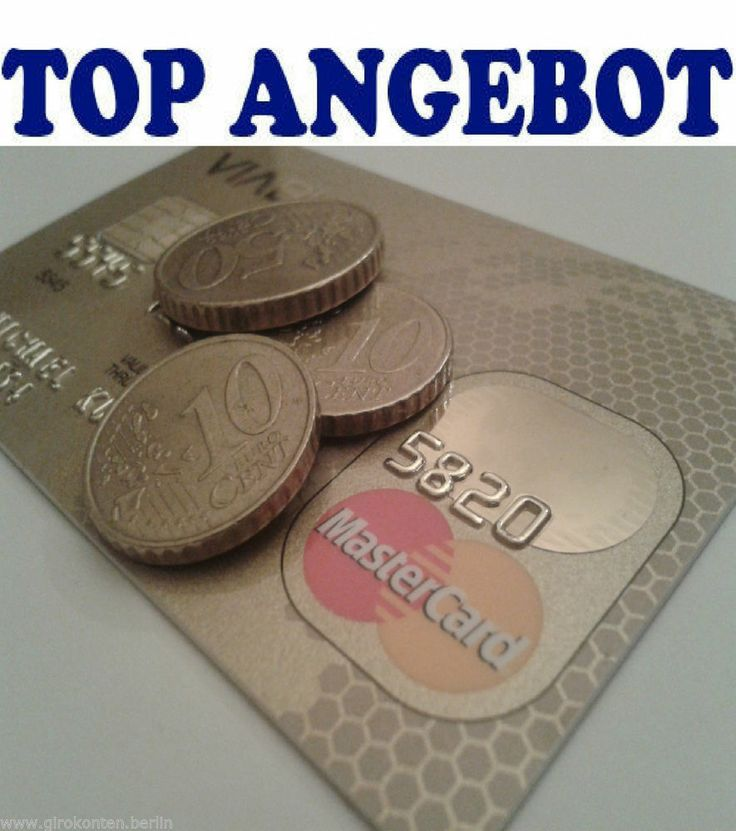 Konto Girokonto  + Mastercard  Schufafrei und pfändungssicher! Edele hochgeprägte PrepaidmasterCard incl. Onlinbanking gratis!! Freie Motivwahl: Black oder Gold