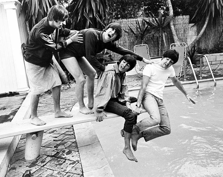The Beatles | Rare and beautiful celebrity photos