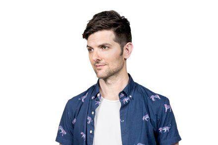 Adam Scott Does Not Believe in Ghosts