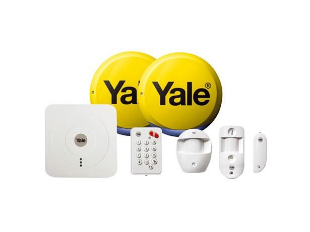 Home security system project layout