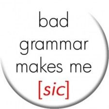 How to make an essay about grammar interesting?
