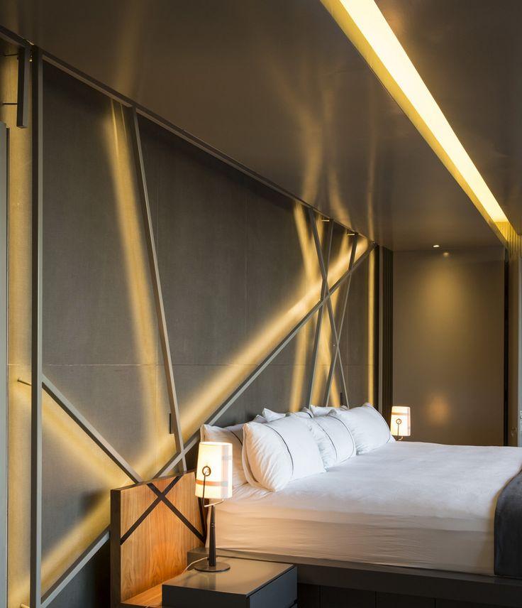 Concrete House | Main Bedroom | M Square Lifestyle Design