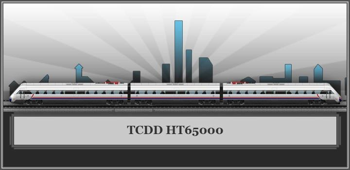 HT65000 is a high-speed electric train built in Spain for the Turkish State Railways. Now available!