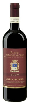 Rosso di Montalcino 2009 Collosorbo  Collosorbo, Montalcino    http://www.gottardi.at/Sortiments-Weine/Italien-wein/Toskana/Rosso-di-Montalcino-2009-Collosorbo.html?listtype=search=5668