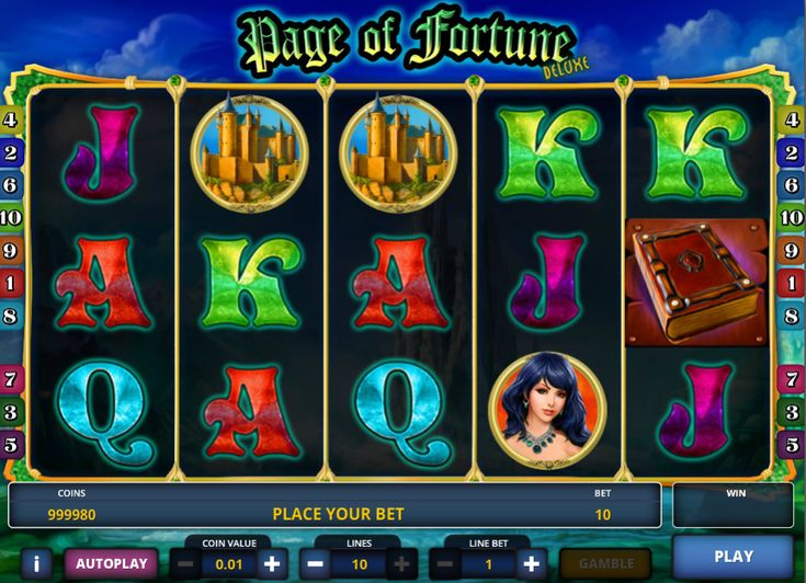 Giochi online gratis slot