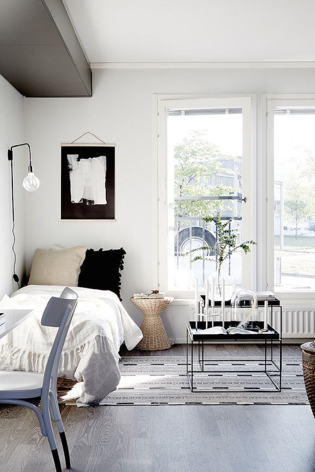 best 25+ one room flat ideas on pinterest