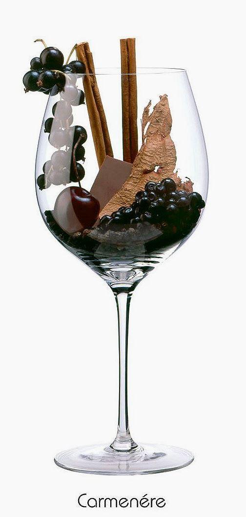 Carménère (red) | Aromas of cherry, bilberry, black currant, black pepper, leather, chocolate, cinnamon |  Médoc region of Bordeaux, France