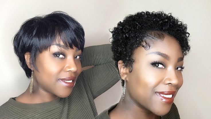 29+ Blowout hairstyles for short natural hair inspirations