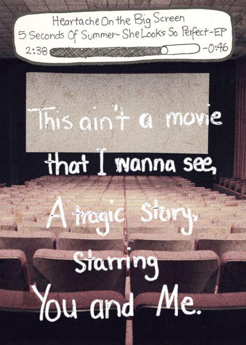 5 seconds of summer lyrics | Tumblr