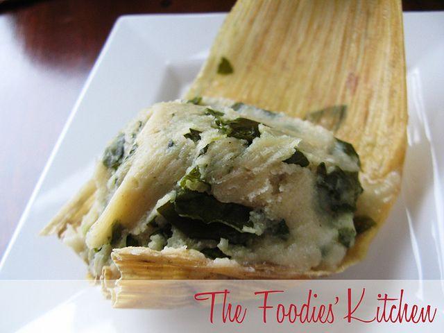 Tamalitos de Chipilín by The Foodies' Kitchen, via Flickr