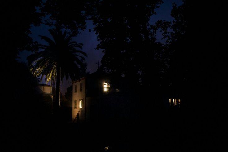 Night. Pazo de Orto.