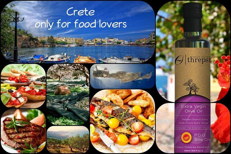 Threpsi PDO Sitia Crete - Extra Virgin Olive Oil