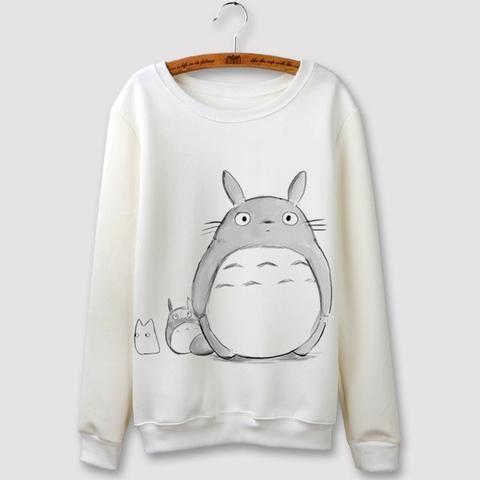 Totoro Anime Sweatshirt