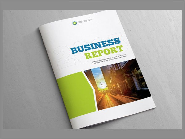 Business Report Format Sample Template Report Templates - company report template