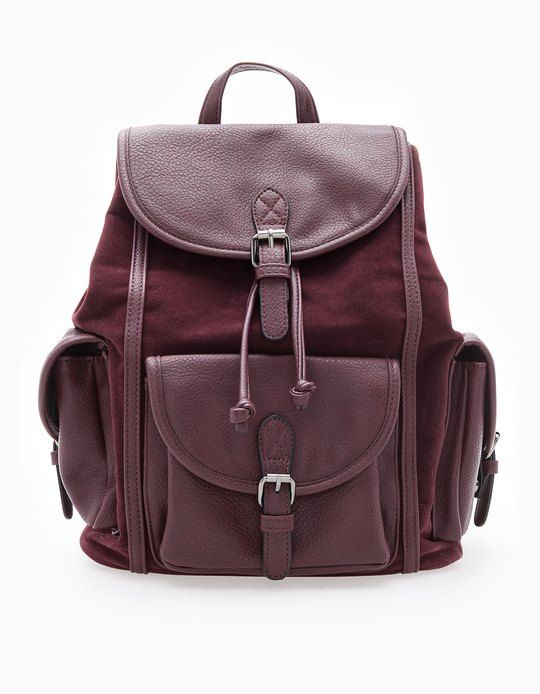W Stradivarius znajdziesz 1 Plecak z połączenia tkanin dla pań za jedyne 59.99 PLN . Odwiedź nas i odkryj tę oraz inne oferty w dziale TORBY.