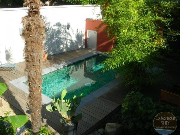 Ext rieur sud architecte paysagiste jardin piscine for Architecte exterieur jardin