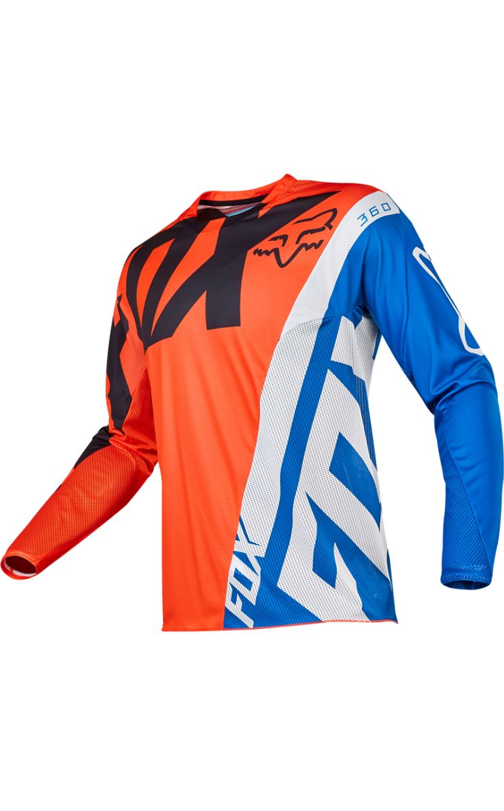 Fox Racing 360 CREO JERSEY - Motocross - FoxRacing.com