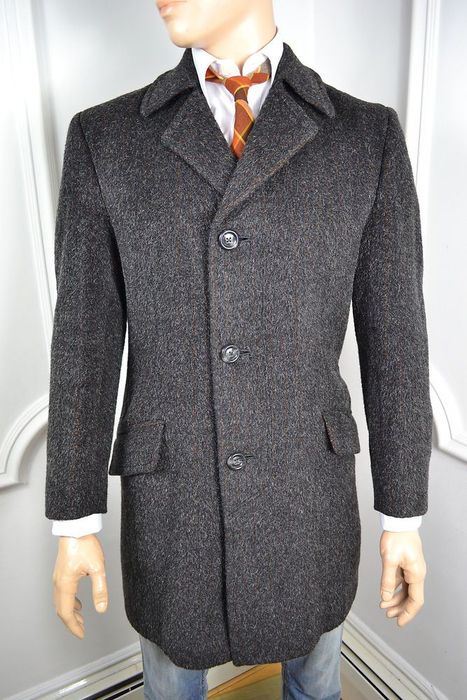 1000+ images about Vintage Overcoats and Trench Coats on ...