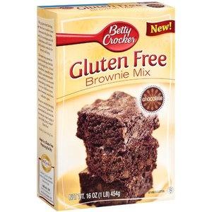 Betty Crocker Gluten Free Chocolate Cake Mix, 16 oz