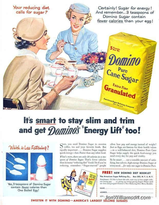 1950s. Unbelievable. | One Of The Biggest Con Jobs In Advertising History, Part 2