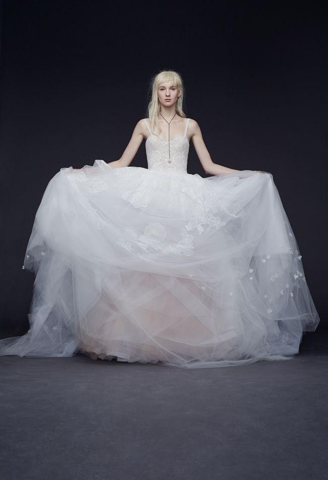 718 best Vera Wang images on Pinterest | Vera wang wedding dresses ...