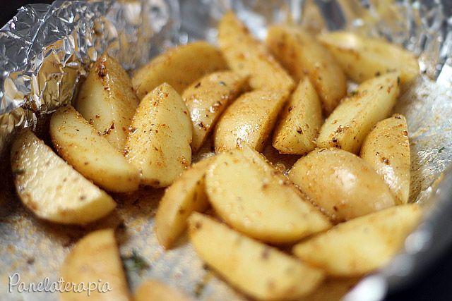PANELATERAPIA - Blog de Culinária, Gastronomia e Receitas: Batatas Picantes