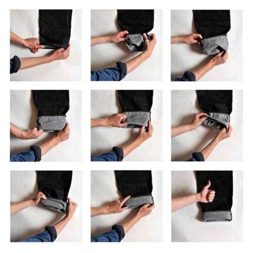 How to double cuff: Crafts Ideas, Denim Jeans, How To Rolls Up Jeans, Men Fashion, How To Cuffs Your Jeans Men, Fashionista Style, Rolls Up Jeans Men, How To Rolls Jeans Men, Double Cuffs