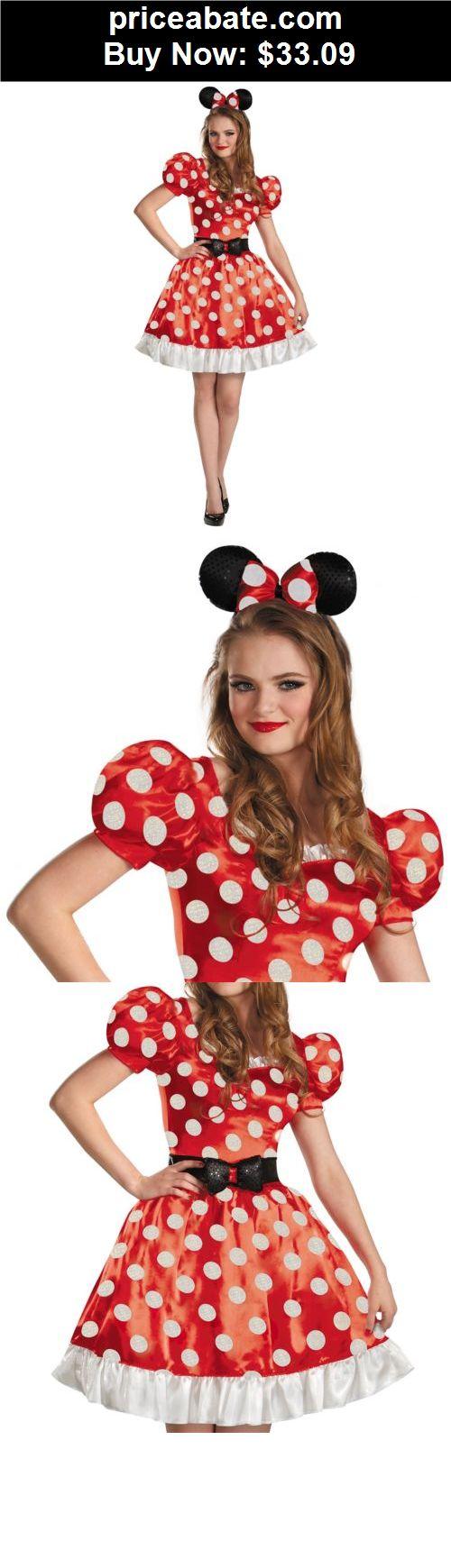 adab73cf87e2c Women-Costumes Minnie Mouse Costume Adult Disney Halloween Fancy Dress -  BUY IT NOW Sc 1 St Pinterest