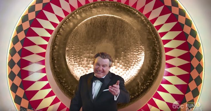 Is the host of the new 'Gong Show' really Mike Myers?