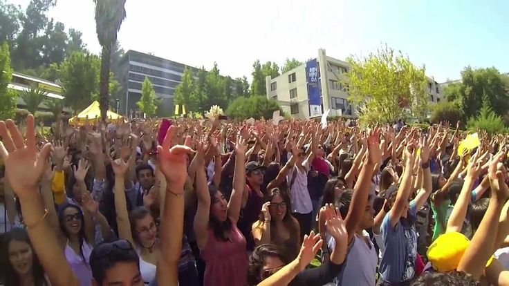 La movida bienvenida que Villa Cariño nos dio en la Mayor. Una bienvenida a lo Mayor fue lo que vivieron nuestros nuevos alumnos. Revisa el video!
