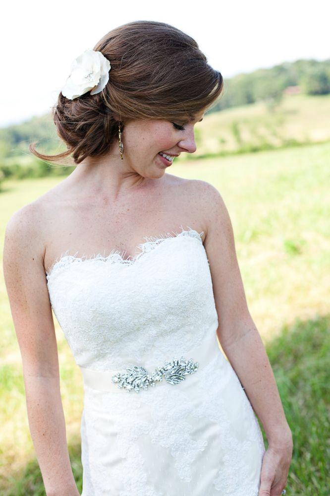 DIY Wedding Belt- Only $25!!!
