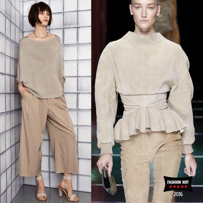 Монохромная мода и самые модные одноцветные образы сезона весна лето 2016. ТОП-3 модных оттенка для монохромного лука в модном журнале Fashion Woman Media.