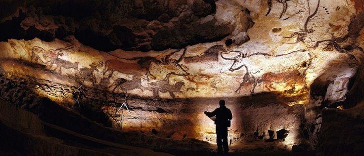 segu Geschichte | Lernplattform für Offenen Geschichtsunterricht | Modul: Bilder aus der Steinzeit: Höhle von Lascaux | Frühgeschichte | Steinzeit