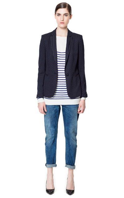 I don't understand the Zara models plight. Why are they so sad? I mean, If I got to wear all those awesome clothes and shoes in the Zara fashion closet I would be f'ing thrilled!