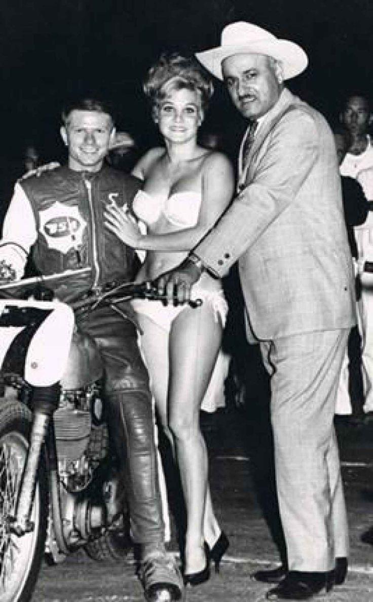 race track girl 1965
