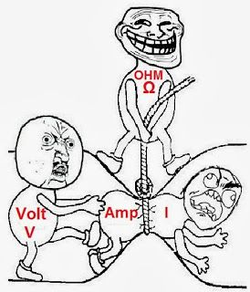 funny explanation of ohms law