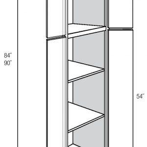 Kitchen Pantry Cabinet Measurements