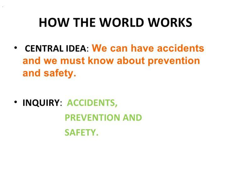 How the world works by Julio César via slideshare