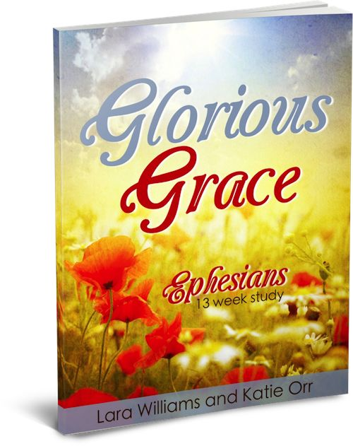 Glorious Grace – An in-depth study of Ephesians in 10-20 minutes a day!