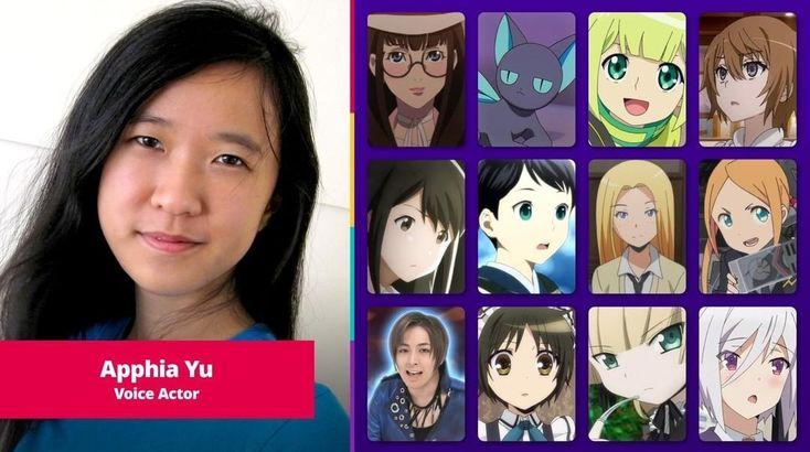 Anime voice actors