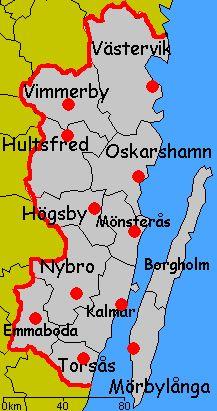 Kalmar County - Wikipedia, the free encyclopedia