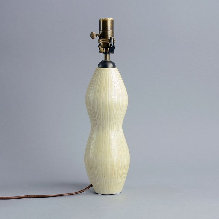 Stoneware lamp by Carl Harry Stalhane for Rorstrand