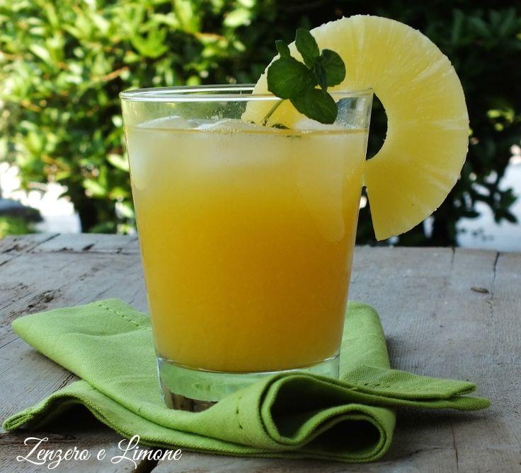Bibita+all'ananas