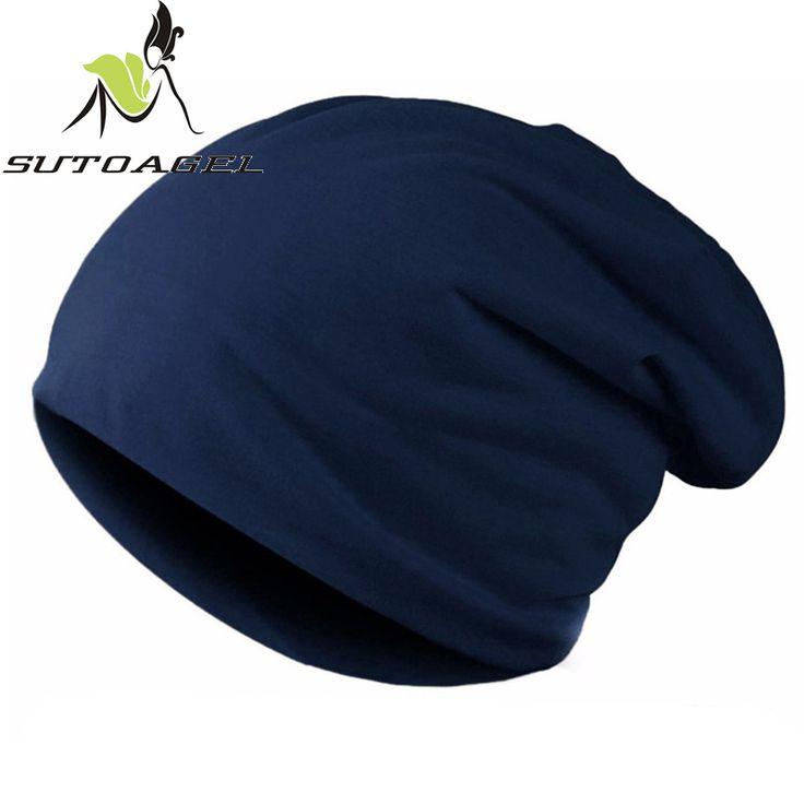 Fashion Men Women Beanie Top Unisex Men Hip-Hop Winter Ski Beanie Skull Knitted Cap Winter Hat Beanies Solid 11 Color Gorros H14
