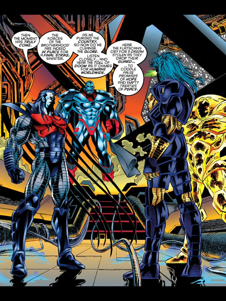 1000+ images about Age Of Apocalypse: X-Men AoA on ...