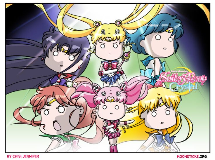 Pretty Guardian Sailor Moon Crystal Black Moon Arc. Need to figure out where I can watch this subbed in English.