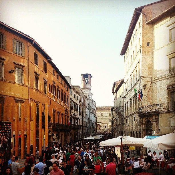 Perugia Centro nel Perugia, Umbria